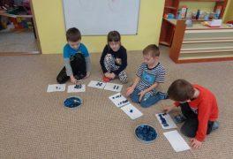 Ukázka práce s předškoláky v Pohledci