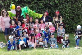 Výlet za piráty – MŠ Drobného