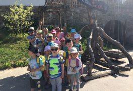 Výlet na Podlesí – MŠ Žďárská