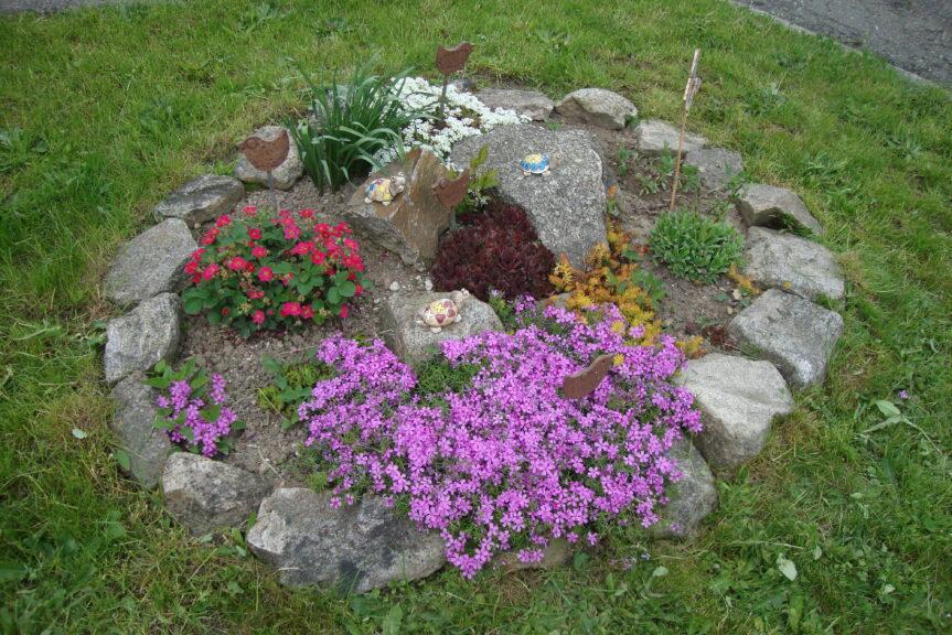 Slavnostní otevření Ukázkové přírodní zahrady – MŠ Slavkovice