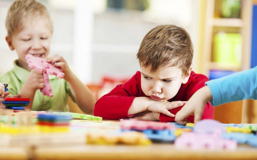Vývojové zvláštnosti dětí ve věku 3-7 let  – ZRUŠENO