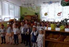 Vánoční tvoření – MŠ Žďárská