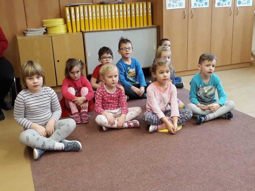 Návštěva I. ZŠ – MŠ Žďárská