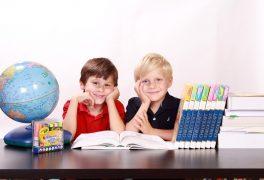 Přetížené děti