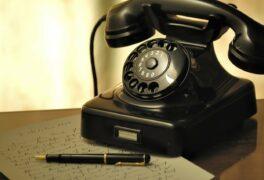 Telefonní čísla – stravování